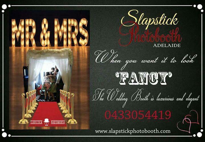 slapstickphotobooth.com   Adelaide photobooth for hire   #slapstickphotobooth #weddingbooth #adelaide #weddings