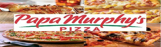 Papa Murphy's Mouth Watering Pizza Menu