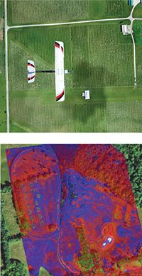 Agricultural Drones - Relatively cheap drones with advanced sensors and imaging capabilities are giving farmers new ways to increase yields and reduce crop damage. | MIT Technology Review