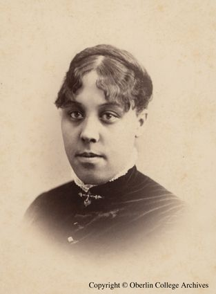 Ida A. Gibbs Hunt (1862-1957), A.B. Oberlin 1884, was an educator who promoted black education, civil rights, and women's suffrage.