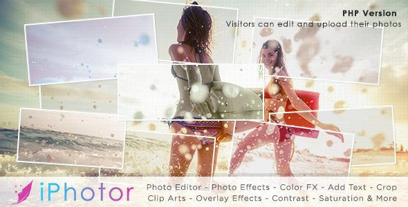 Download iPhotor - Photo Effects & Editor PHP Nulled Latest Version