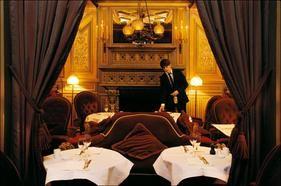 Hotel Costes Paris.  Stunning.