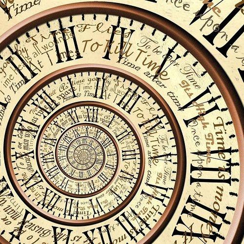 Spiral time: Spirals, Timepiece, It S, Search, Art, Tick Tock, Steampunk, Clocks, Ticktock