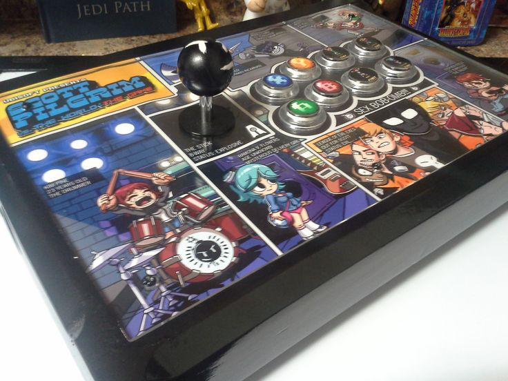 how to build an arcade stick for xbox 360