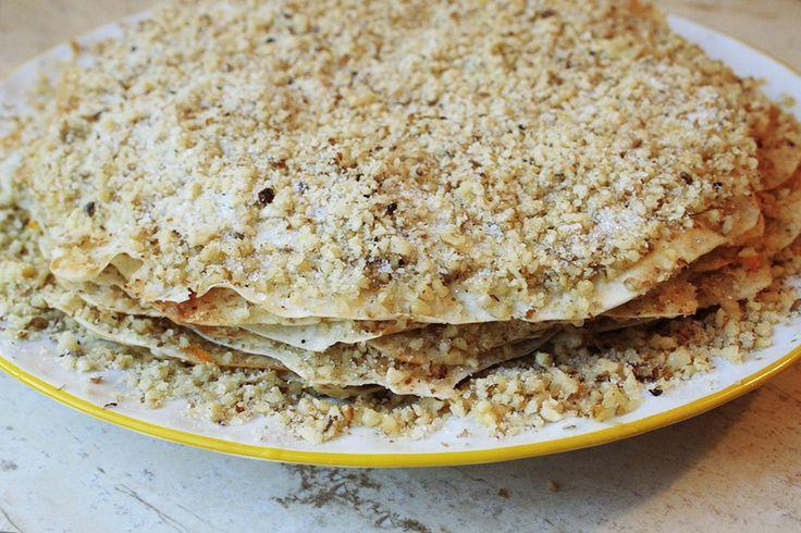 Moldavian flat cake | chiqueromania.com