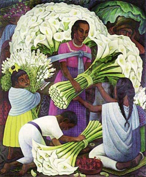 Mexican muralists: the big three - Orozco, Rivera, Siqueiros. : Mexico Culture & Arts