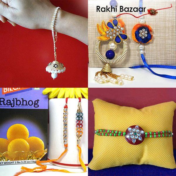 Get Utmost Ease at Rakhibazaar.com to Send Rakhi to USA Residing Bro!  To Know more, visit www.rakhibazaar.com/rakhi-to-usa-24.html #SendrakhitoUSA #FreeShipping #RakhiBazaar