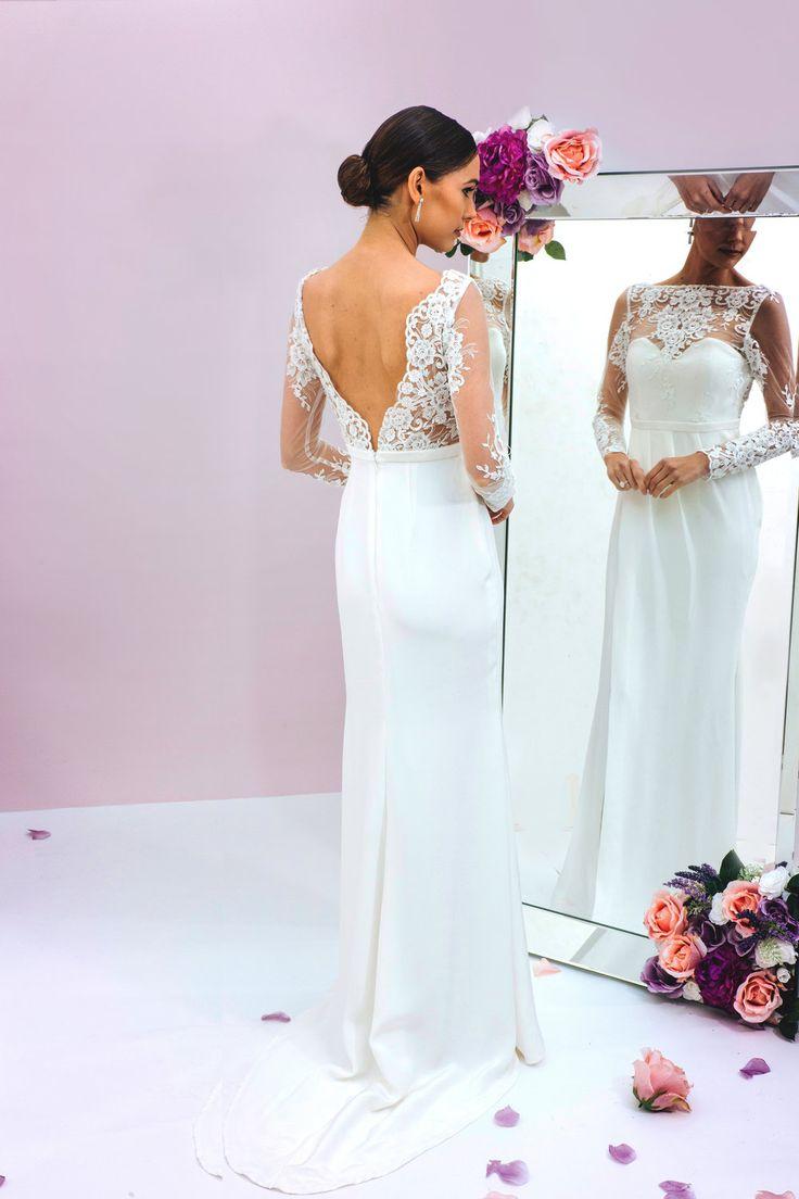 Trish Peng Elegance Gown www.trishpeng.com