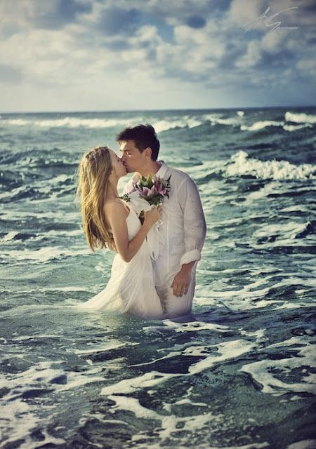 this would be cool, but not so sure i'd be trying to jump in the ocean in an expensive dress