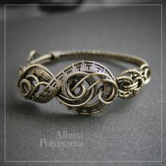 woven wire bracelet - Google Search