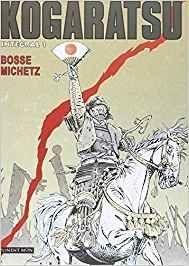 Edad Media (samurais) - Kogaratsu, hijo de soldado y soldado a su vez, es un antiguo oficial del señor Yoshida que ha perdido el poder a manos del taimado Mitsuru. Convertido en un joven héroe, ingenuo, pero impetuoso y valiente, Kogaratsu decide vengar a su antiguo señor y devolver el poder a Bando, su legítimo heredero. Para ello, KOGARATSU se transforma en justiciero enmascarado, el Loto Sangriento, enfrentándose al ejército de Mitsuru (Amazon).