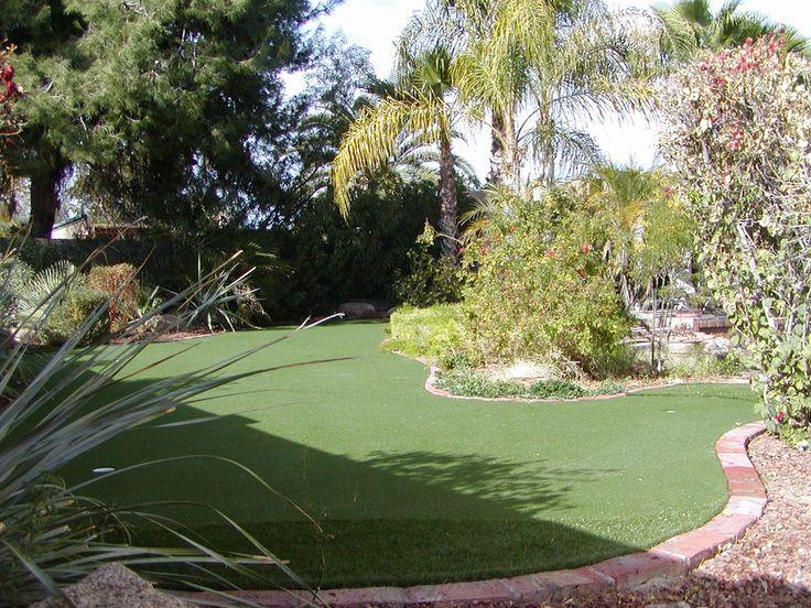 artificial putting green on pinterest backyard putting green golf