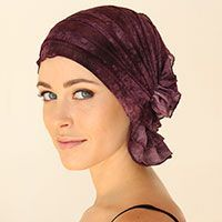 Chemo Beanies, Chemo Beanie Hats for Cancer Patients, Hair Loss Chemo Beanies | TLC Direct