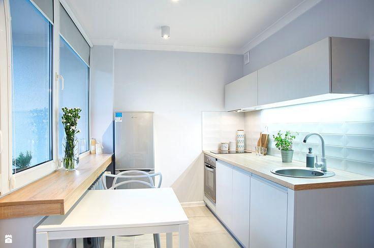 Kuchnia styl Skandynawski - zdjęcie od Martyna Midel projekty wnętrz - Kuchnia - Styl Skandynawski - Martyna Midel projekty wnętrz