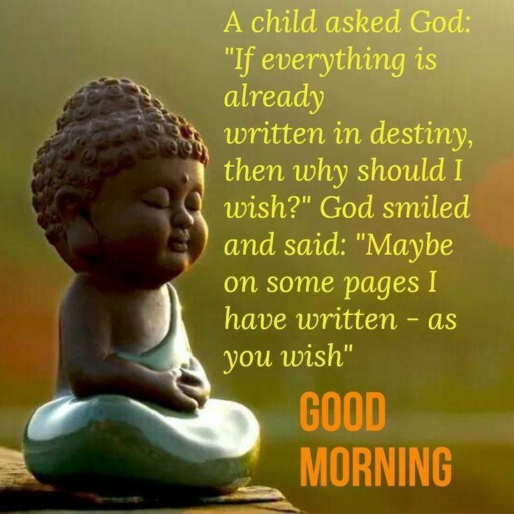 Buddha Quotes Good Morning