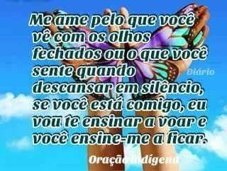 Me ame...