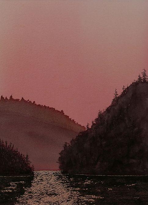 Ian Wilson - Watercolors