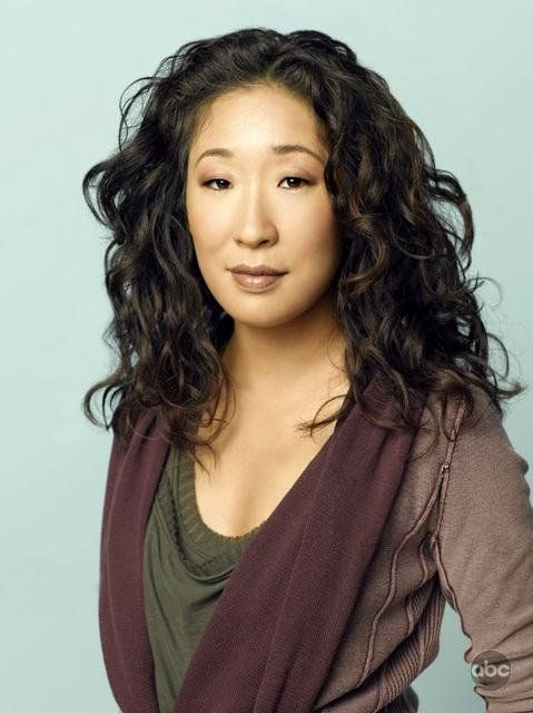 Sandra Oh - I don't think she gets enough credit for the amazing actress that she is.