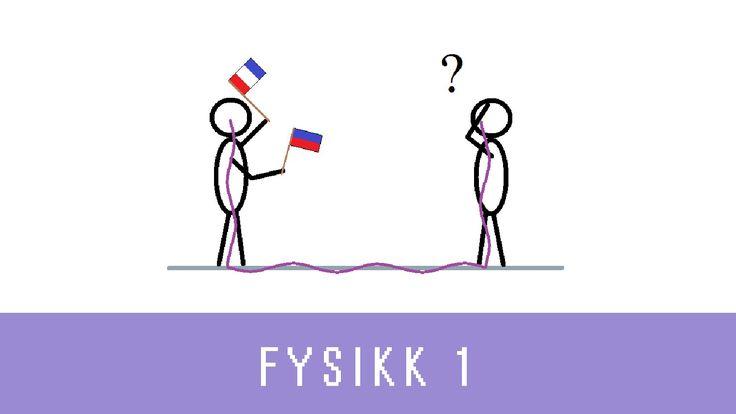 Fysikk med Eivind (ep 23) - Lydbølger (Fysikk 1)