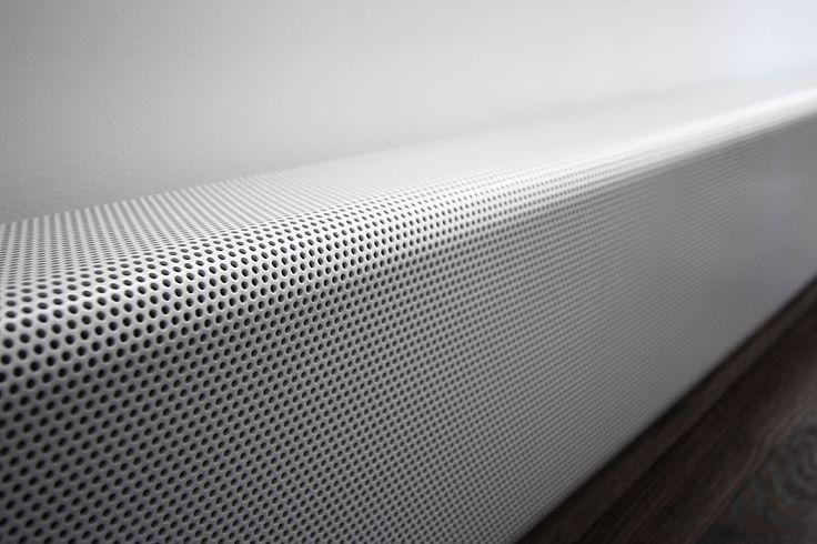 radiator cover Rice+Lipka Architects — THE CHRISTODORA PENTHOUSE