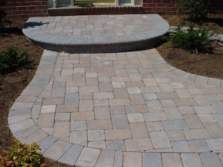 1000 ideas about interlocking pavers on
