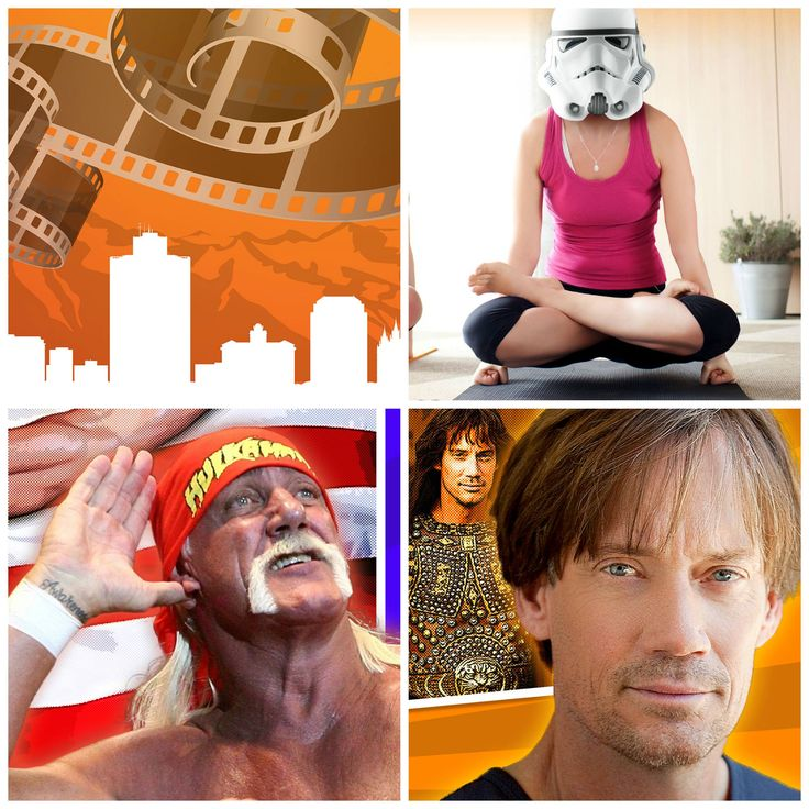 Events Preview: Start your morning off right with a Yoga Classes with guest Hudson Leick, Friday & Saturday at 8:30am in Room 255D. The Film Festival continues tomorrow at the Gateway Megaplex from Noon-9pm. Take the shuttle bus to the FREE shuttle! Hulkamaniacs, get your tickets to meet Hulk Hogan on Saturday in the North Ballroom. Join Kevin Sorbo for a special Q&A and screening of Hercules: The Legendary Journeys on Saturday in the North Ballroom of the Salt Palace. CLICK for more info.