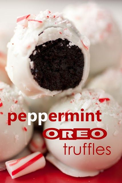 I Dig Pinterest: 20 Peppermint Desserts for the Holidays