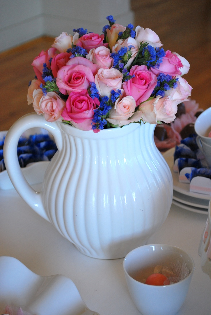 Tea Party Arrangement