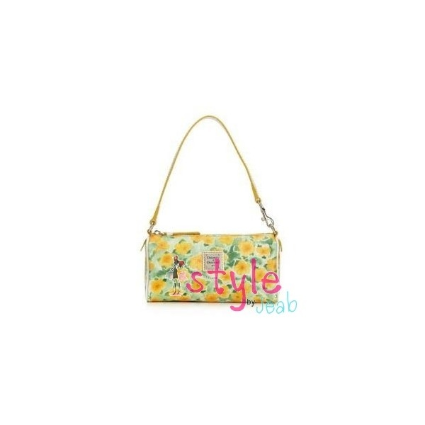 DOONEY AND BOURKE Petunia Mini Barrel FR517