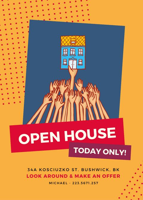 7 best Executive Education Academy Charter School images on - free open house flyers