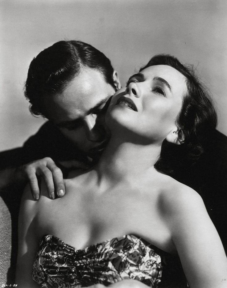 Marlon Brando & Teresa Wright in The Men (1950, dir. Fred Zinnemann)