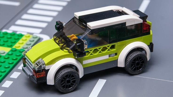 how to build awesome lego cars