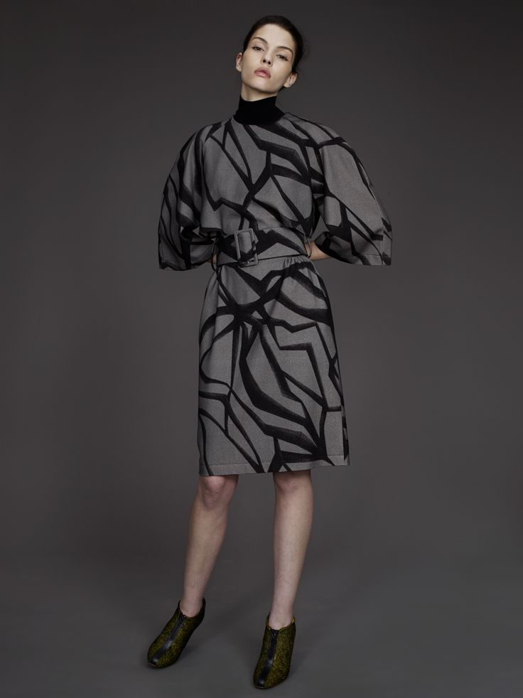 DAMIR DOMA WOMEN'S READY-TO-WEAR PRE-FALL 2014 COLLECTION  LOOK 17  http://www.damirdoma.com/en/collection/womens/autumn-winter-2014