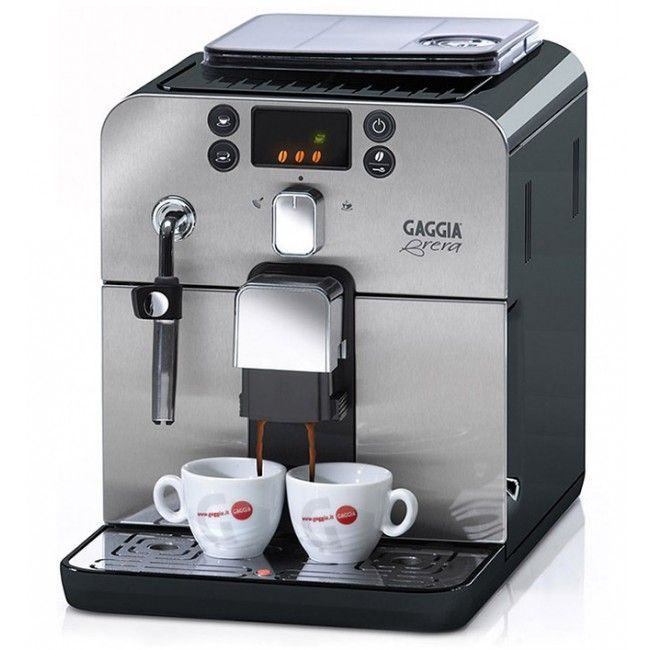 Gaggia Brera Black kaffemaskin - Automatisk