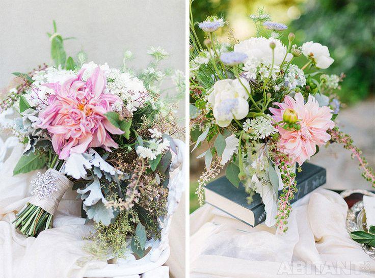 Декоративные композиции для оформления свадьбы