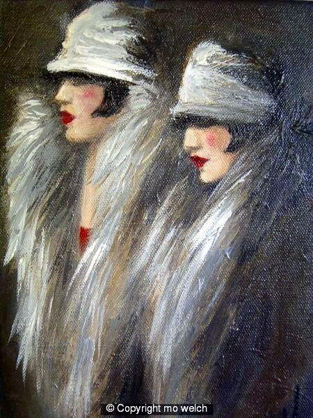Art Deco -Mo Welch