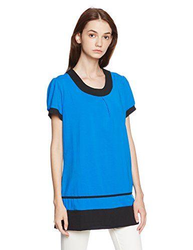 おすすめ MIKA&MAYA Tシャツ 半袖 チュニック シャツ カットソー レディース シンプル ウェア