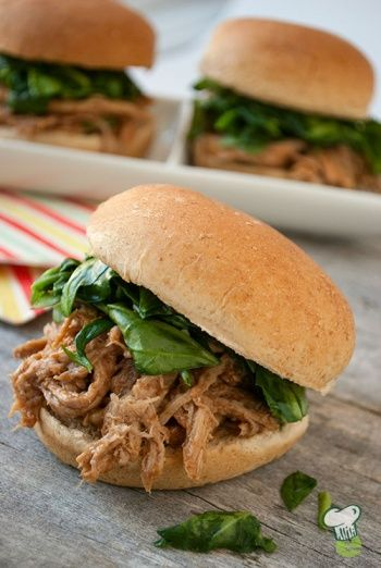 Final Countdown: 7 HEALTHY Super Bowl Snacks! Football Party Food #1- BBQ Pulled Pork Sliders: http://bit.ly/1jBNHFp- courtesy of CoxHealth