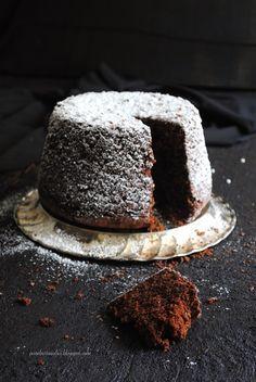 Torta cocco e cioccolato con soli albumi