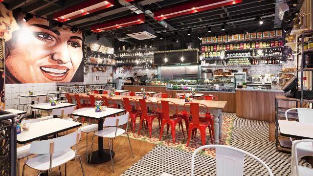 Comptoir Libanais South Kensington - visitlondon.com