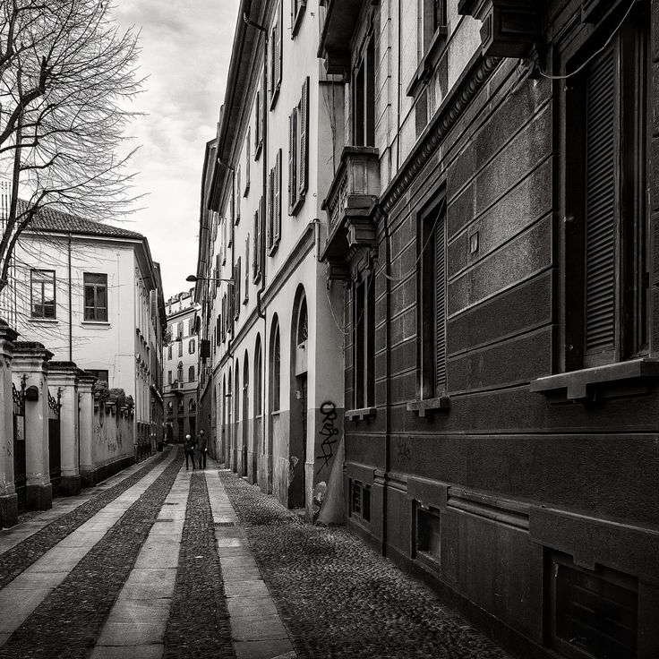 Photograph Milano - via Campo Lodigiano by Silvano Dossena on 500px