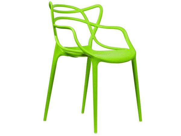 Philippe Starck Masters Chair Replica - Green I Newell Furniture