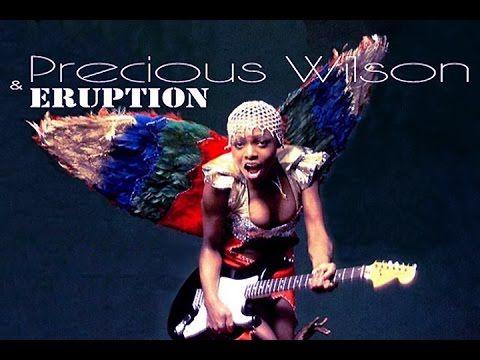* Precious Wilson & Eruption  | Full HD | * - YouTube