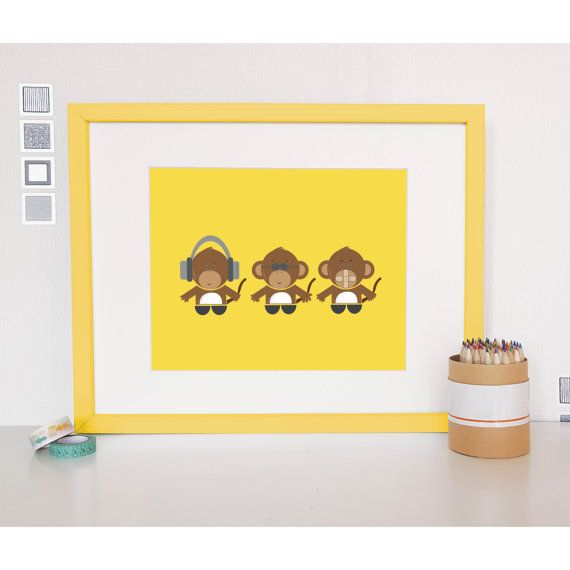 Golden Yellow with a sprinkle of Rainbow by Didi Lou on Etsy