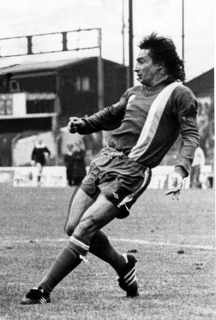Cardiff City 1977 - nicest shirt!