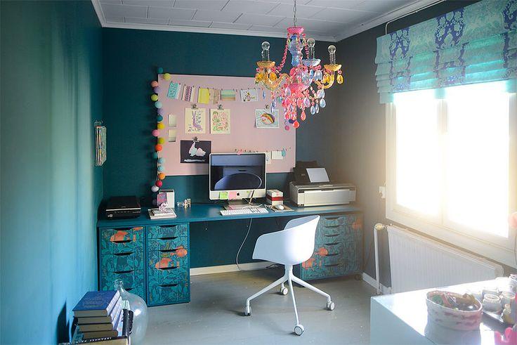 105 Best Decor Office Study Images On Pinterest Desk