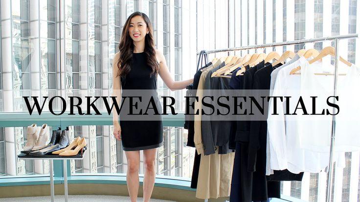 Work Wardrobe Essentials | LookMazing