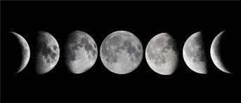 different moon phases - Google Search