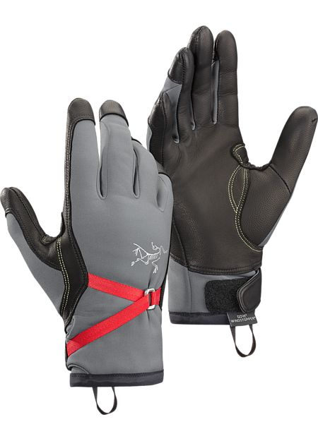 Alpha SL Glove Highly dexterous, highly articulated climbing glove for technically demanding alpine and ice routes. Alpha Series: Climbing and alpine focused systems | SL: Super light.