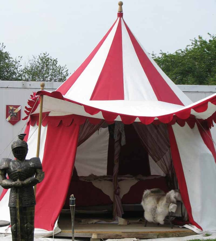 17 Best Images About Medieval Tent Ideas On Pinterest